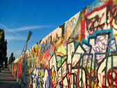 Berlin wall — Foto de Stock