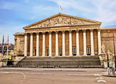 Assemblee Nationale — Stock Photo