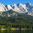 Zugspitze, Eibsee — Stock Photo #24512909