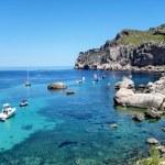Idyllic ocean bay — Stock Photo #24557555