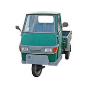 Three wheeler — Stock Photo
