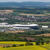 Stadium, Hoffenheim — Stock Photo