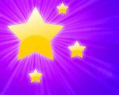 Étoiles brillantes — Photo
