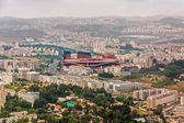 Estadio do Sport Lisboa e Benfica — Stock Photo