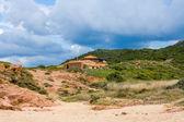 撒丁岛卡拉 sarraina — 图库照片