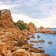 Costa Paradiso, Sardinia — Stock Photo