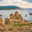 Stock Photo: CostParadiso, Sardinia