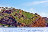 канису, впечатляющие скалы — Стоковое фото