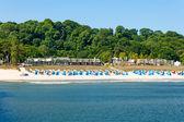 Gühren Beach, Rügen — Stock Photo