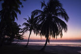 Day sunrise in Koh Muk island, Thailand — Stock Photo