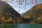 Herfst in de bergen — Stockfoto