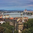 Budapest City View — Stock Photo