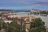 Budapest City View — Stock Photo