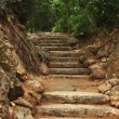 Stock Photo: Ancient stairs made of stone