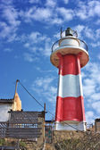 Old Jaffa lighthouse, Israel — Stock Photo