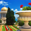 Bahai Gardens in Haifa Israel — Stock Photo #29175789