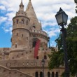 Stock Photo: Fisherman's Bastion, Budapest Hungary