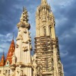 Stock Photo: Saint Matthias church in Budapest, Hungary