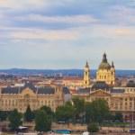 Saint Stephen church, Budapest Hungary — Stock Photo