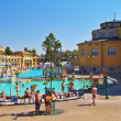 Stock Photo: Szechenyi thermal baths