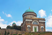 View of an Esztergom Basilica, Hungary — Stock Photo