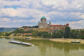 View of an Esztergom Basilica, Hungary — Stock Photo
