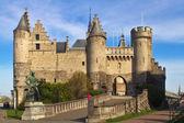 Steen castle, Antwerp Balgium — Stock Photo