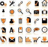 Set of 30 computer's icons — Vecteur