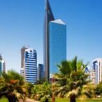 modern mimarisi, abu dhabi, Birleşik Arap Emirlikleri — Stok fotoğraf #16892899