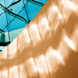 Стоковое фото: Abstract art in architecture