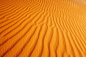 Rolling sand dunes of the Arabian desert — Stock Photo
