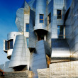 Royalty-Free Stock Photo: Weisman Art Museum, University of Minnesota in Minneapolis, USA