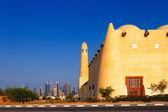 The Grand Mosque of Doha, Qatar — Stock Photo
