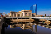 The 30th Street Station of Philadelphia — Stock Photo