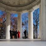 ������, ������: The District of Columbia World War I Memorial in Washington DC USA