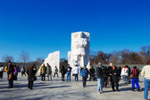 The Martin Luther King, Jr. Memorial in Washington DC, USA — Stock Photo
