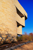 The National Museum of the American Indian in Washington DC, USA — Stockfoto