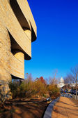The National Museum of the American Indian in Washington DC, USA — Zdjęcie stockowe