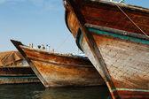 デイラ クリークはイランとアラビア半島の間の交換のハブ — ストック写真