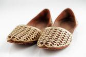 Traditional Arabic slippers — Zdjęcie stockowe