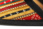 Pantoufles arabes traditionnels — Photo