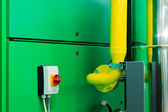 Plant room mechanical systems — Stock Photo