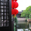 Постер, плакат: Zhouzhuang in China is known as the Venice of the East