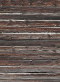Decrepit brown Old Wood Background — Stock Photo