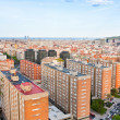 Royalty-Free Stock Photo: Panorama of Barcelona city