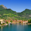 Royalty-Free Stock Photo: The city of Riva del Garda