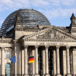 Royalty-Free Stock Photo: Reichstag in Berlin