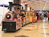 Children's train. — Stock Photo