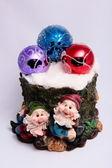 Christmas toys. — Stock Photo