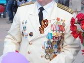 Chest veteran - Submariner — Stock Photo